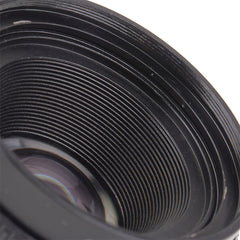 Pixco 35mm F1.6 APS-C Television TV CCTV Lens For 16mm C Mount Camera (Black) - Pixco - Provide Professional Photographic Equipment Accessories