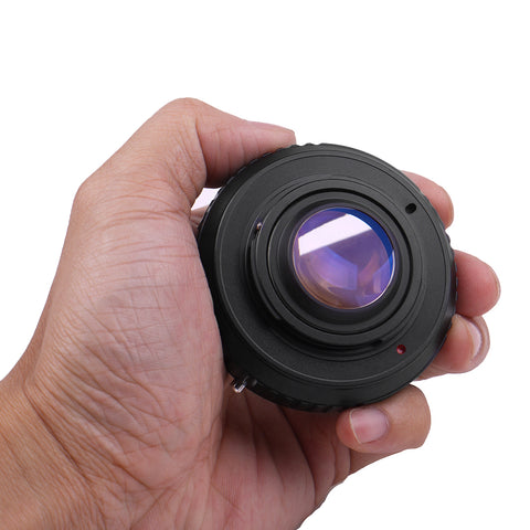 MD-Micro 4/3 Speed Booster Focal Reducer Adapter - Pixco - Provide Professional Photographic Equipment Accessories