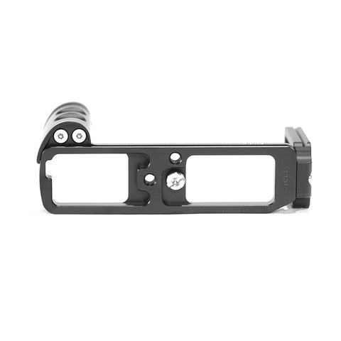Pixco Metal Quick Release L Plate Vertical Holder Bracket Grip for Fujifilm X-PRO2 - Pixco