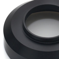 Metal Screw Lens Hood For Rollei Lens - Pixco