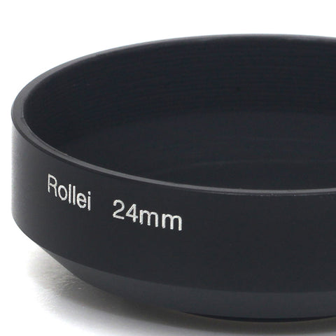 Metal Screw Lens Hood For Rollei Lens - Pixco - Provide Professional Photographic Equipment Accessories