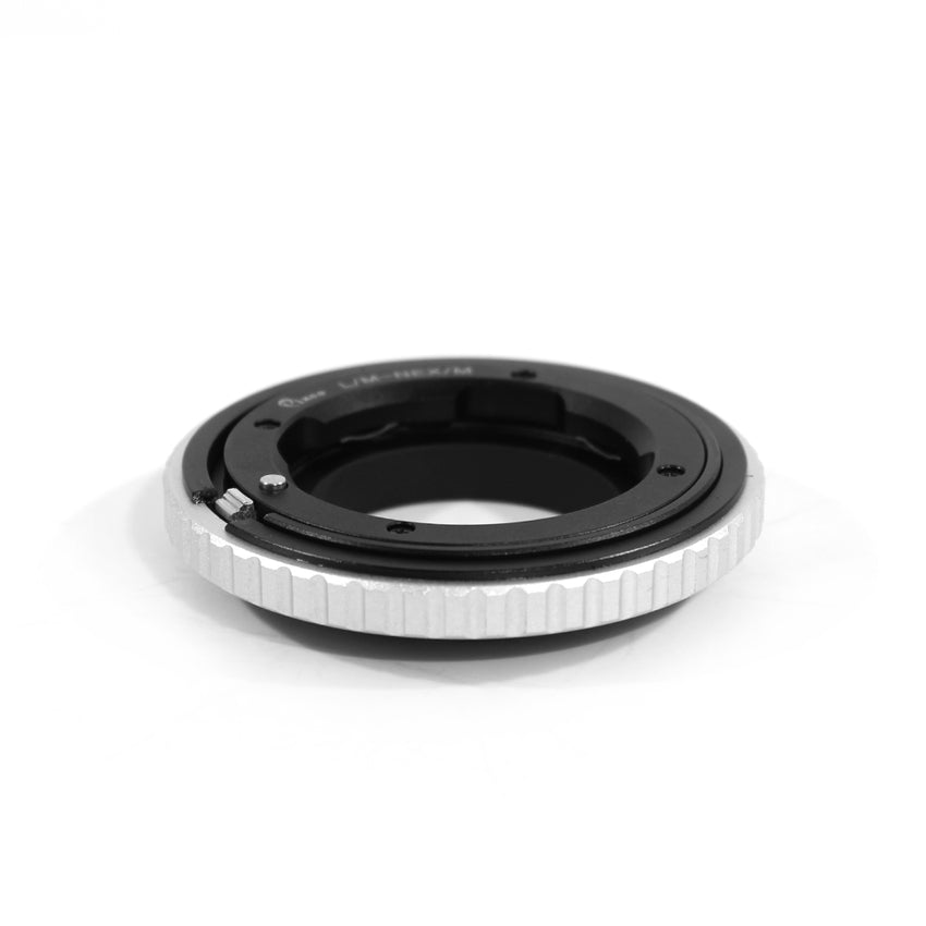 Leica M-Sony E Macro Focusing Helicoid Adapter