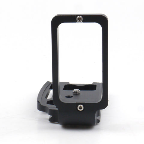 Pixco Metal Quick Release Plate L Vertical Grip For Nikon D750 - Pixco