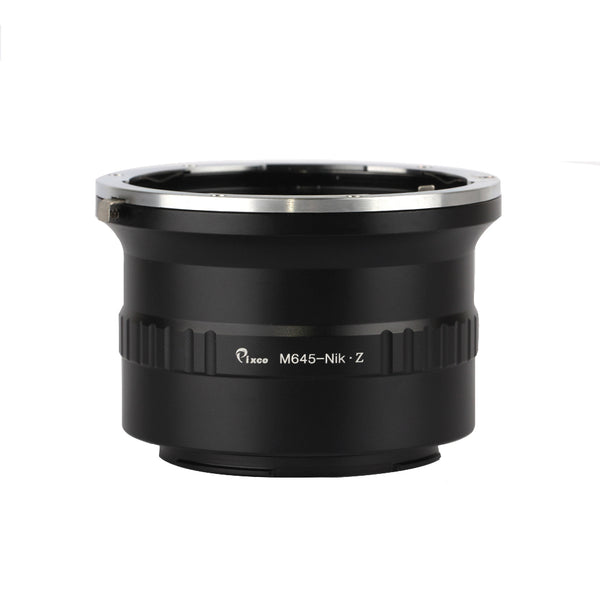 Mamiya 645-Nikon Z Adapter - Pixco - Provide Professional Photographic Equipment Accessories