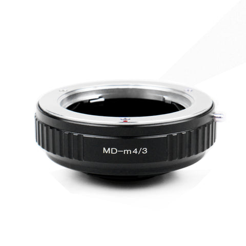 Minolta MD-Micro 4/3 Speed Booster Focal Reducer Adapter - Pixco - Provide Professional Photographic Equipment Accessories