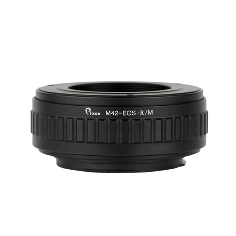 M42-Canon EOS R Macro Focusing Helicoid Adapter - Pixco - Provide Professional Photographic Equipment Accessories