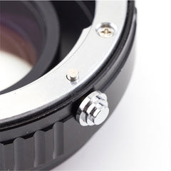 Pentax K-Micro 4/3 Speed Booster Focal Reducer Adapter