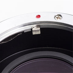 Pentax K-Micro 4/3 Speed Booster Focal Reducer Adapter - Pixco - Provide Professional Photographic Equipment Accessories