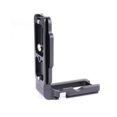 Pixco Metal Quick Release Plate L Vertical Grip for Canon 7D II