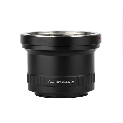Pentax 645-Nikon Z Adapter - Pixco - Provide Professional Photographic Equipment Accessories