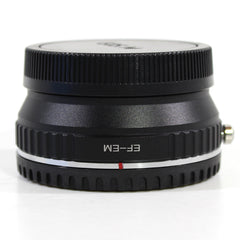 EF-Canon M Speed Booster Focal Reducer Adapter
