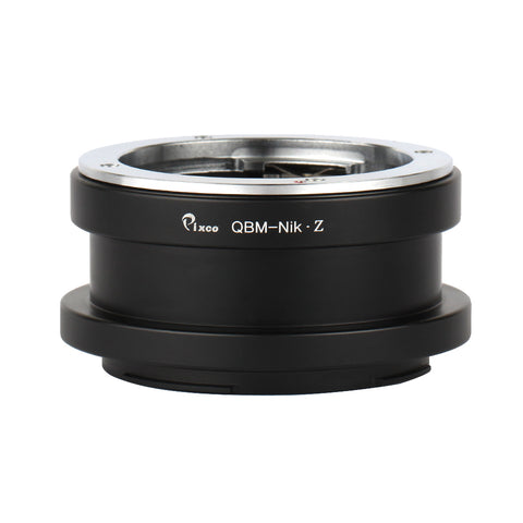 Rollei QBM-Nikon Z Adapter - Pixco - Provide Professional Photographic Equipment Accessories