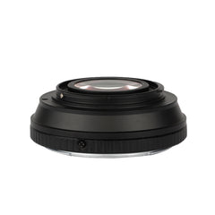 FD-Canon EOS M Focal Reducer Speed Booster Adapter - Pixco
