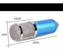 BM-800 Condenser Microphone - Pixco - Provide Professional Photographic Equipment Accessories