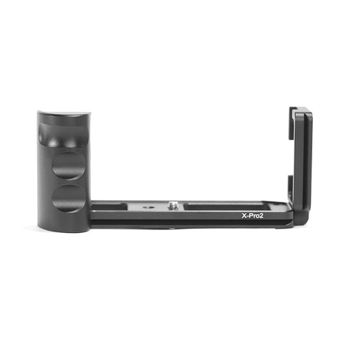 Pixco Metal Quick Release L Plate Vertical Holder Bracket Grip for Fujifilm X-PRO2 - Pixco - Provide Professional Photographic Equipment Accessories