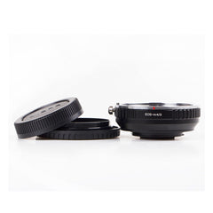 Canon EF-Micro 4/3 Speed Booster Focal Reducer Adapter - Pixco