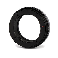 Olympus OM-Canon EOS R Macro Focusing Helicoid Adapter - Pixco - Provide Professional Photographic Equipment Accessories