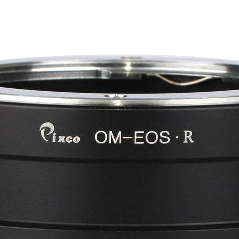 Olympus OM-Canon EOS R Adapter - Pixco - Provide Professional Photographic Equipment Accessories