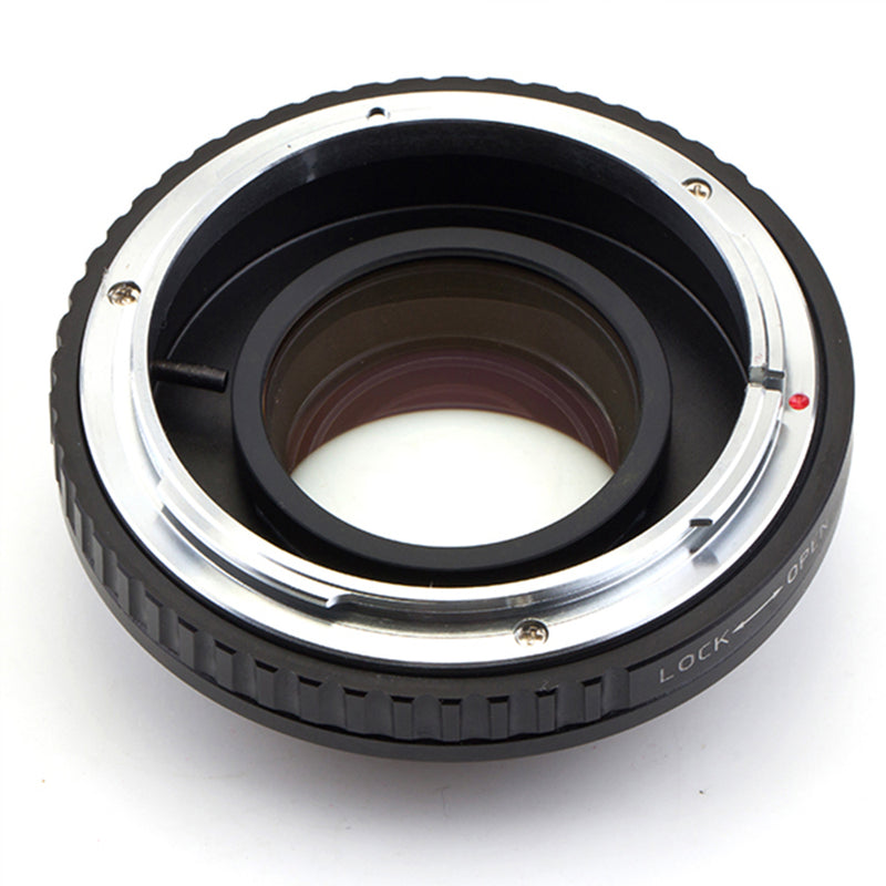 Canon FD-Micro 4/3 Focal Reducer Speed Booster Adapter - Pixco - Provide Professional Photographic Equipment Accessories