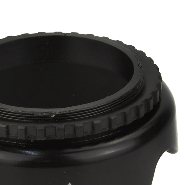 3 Stages Collapse Rubber Lens Hood - Pixco - Provide Professional Photographic Equipment Accessories