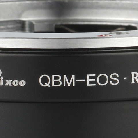 Rollei QBM-Canon EOS R Adapter - Pixco - Provide Professional Photographic Equipment Accessories