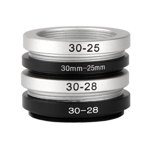 30mm Series Step Down Ring - Pixco - Provide Professional Photographic Equipment Accessories