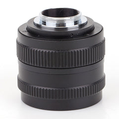 Pixco 35mm F1.6 APS-C Television TV CCTV Lens For 16mm C Mount Camera (Black)