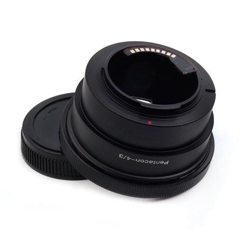 Pentacon 6 / Kiev 60-Olympus4/3 AF Confirm Adapter - Pixco - Provide Professional Photographic Equipment Accessories