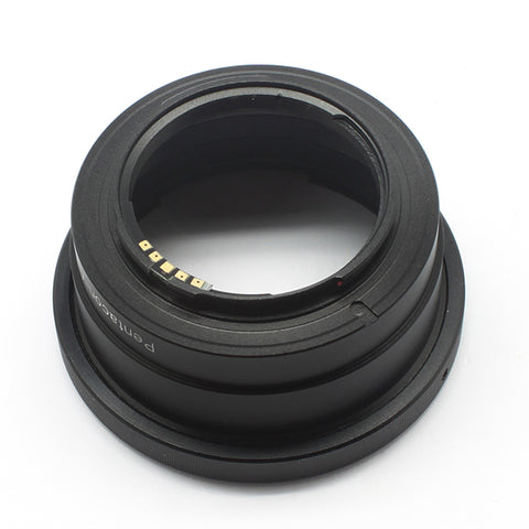 Pentacon 6 / Kiev 60-Sony Alpha Minolta MA AF Confirm Adapter - Pixco - Provide Professional Photographic Equipment Accessories