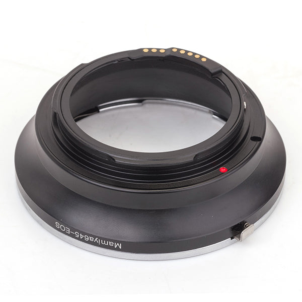 Mamiya 645-Canon EOS GE-1 AF Confirm Adapter - Pixco
