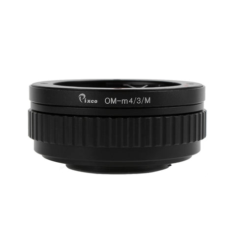 Olympus OM-Micro 4/3 Macro Focusing Helicoid Adapter - Pixco - Provide Professional Photographic Equipment Accessories