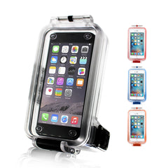 Pixco IPX8 30M Depth Bluetooth Waterproof Case  Remote Control For Smartphone - Pixco
