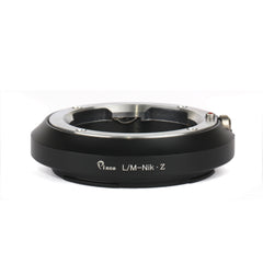 Leica M-Nikon Z Adapter - Pixco - Provide Professional Photographic Equipment Accessories