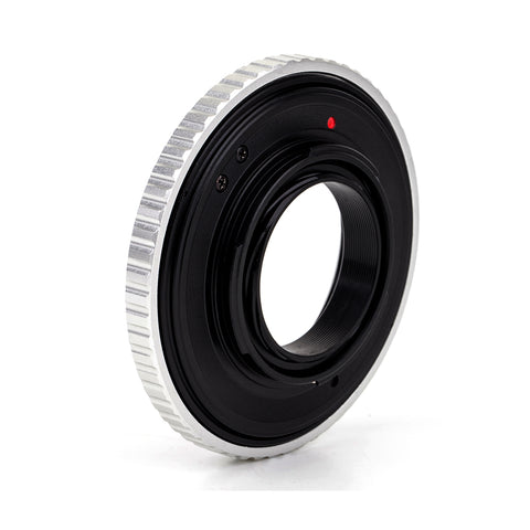 Leica M-Fujifilm X Macro Focusing Helicoid Adapter - Pixco - Provide Professional Photographic Equipment Accessories