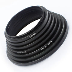 49mm-77mm Step Up Ring Set