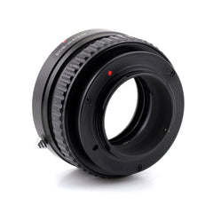 Canon EF-Micro 4/3 Macro Focusing Helicoid Adapter - Pixco - Provide Professional Photographic Equipment Accessories