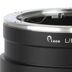 Leica R-Canon EOS R Adapter - Pixco - Provide Professional Photographic Equipment Accessories