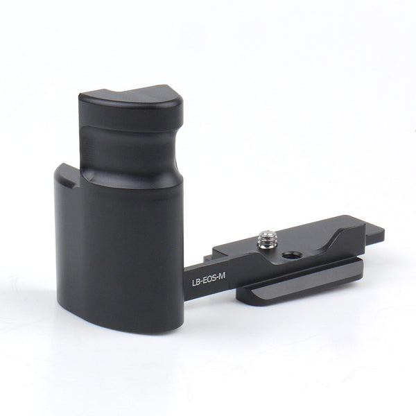 Pixco Metal Quick Release Plate L Vertical Grip For Canon M