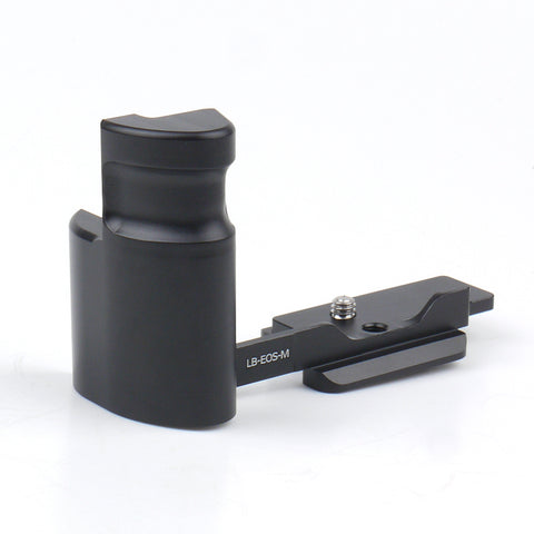 Pixco Metal Quick Release Plate L Vertical Grip For Canon M - Pixco