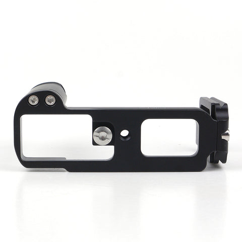 Pixco Metal Quick Release Plate L Vertical Grip For FujiFilm X-A2 - Pixco