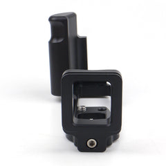Pixco Metal Quick Release Plate L Vertical Grip For Olympus EM-10 - Pixco
