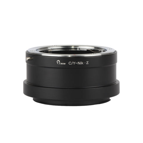 Contax-Nikon Z Adapter - Pixco - Provide Professional Photographic Equipment Accessories