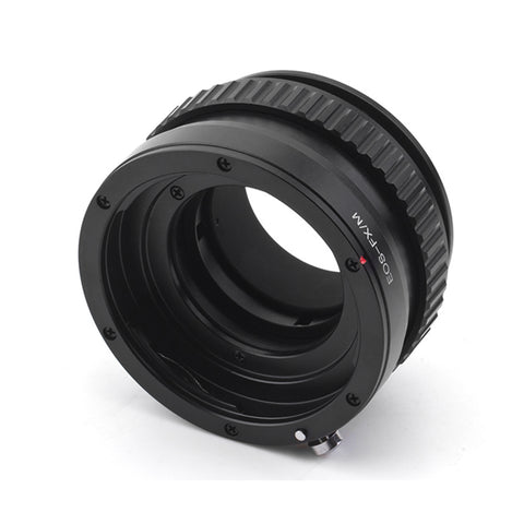Canon EF-Fujifilm X Macro Focusing Helicoid Adapter - Pixco - Provide Professional Photographic Equipment Accessories