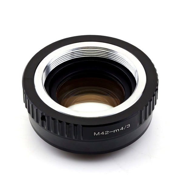 M42-Micro 4/3 Speed Booster Focal Reducer Adapter