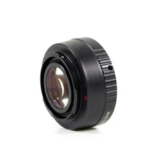 M42-Canon EOS M Speed Booster Focal Reducer Adapter - Pixco - Provide Professional Photographic Equipment Accessories
