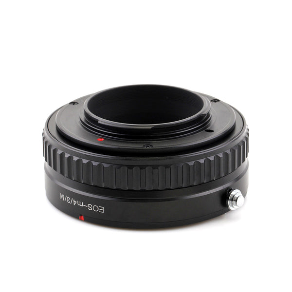 Canon EF-Micro 4/3 Macro Focusing Helicoid Adapter