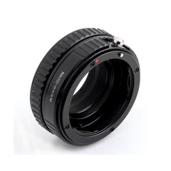 Nikon G-Micro 4/3 Macro Focusing Helicoid Adapter - Pixco - Provide Professional Photographic Equipment Accessories