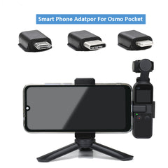 Adapter Connector Micro USB For Dji Osmo Pocket (Type C / Android / iPhone Connector) - Pixco - Provide Professional Photographic Equipment Accessories