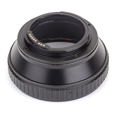 Hasselblad V-Canon EOS GE-1 AF Confirm Adapter - Pixco