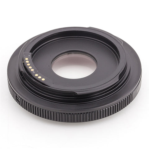 Canon FD-Canon EOS GE-1 AF Confirm Adapter - Pixco